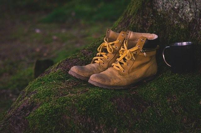 Useful walking boots